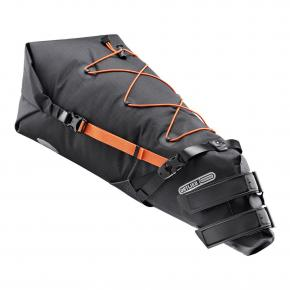 Ortlieb Bikepacking Seat Pack 16.5 Litre Matt Black - An affordable U lock for moderate crime areas