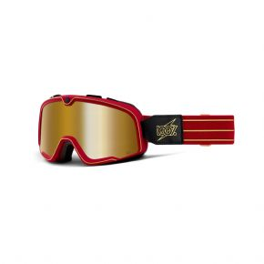 100% Barstow Goggles Cartier/true Gold Mirror Lens  2021 - An affordable U lock for moderate crime areas