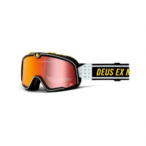 100% Barstow Goggles Deus/red Mirror Lens  2021 - An affordable U lock for moderate crime areas