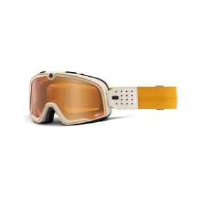 100% Barstow Goggles Oceanside/persimmon Lens  2021 - An affordable U lock for moderate crime areas